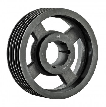 TL-standard V-belt pulleys